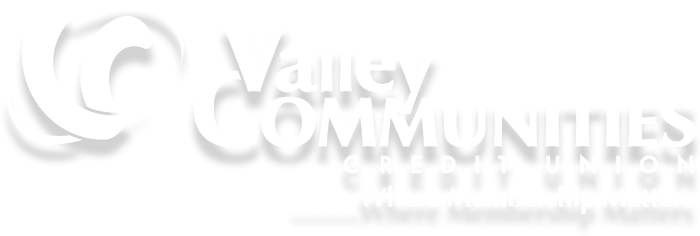 Valley Communities Credit Union  Homepage